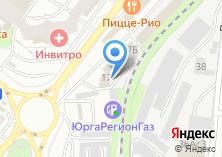Компания «Автопласт» на карте
