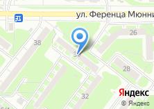 Компания «АСК-сервис» на карте
