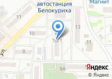Компания «МЕТАЛЛИСТ» на карте
