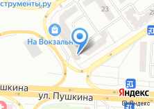 Компания «Умные вещи» на карте