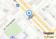 Компания «Фиалочка» на карте