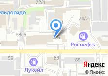 Компания «Наше радио» на карте