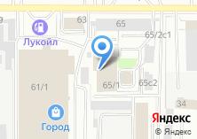 Компания «Апартаменты Томские» на карте