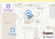 Компания «Артель мастеров» на карте