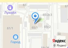 Компания «ЭкоЭкспресс» на карте