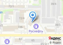 Компания «ЭТКОМ» на карте