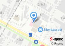 Компания «Алькатэкс» на карте