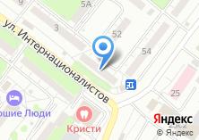 Компания «Регион 70» на карте