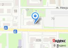 Компания «Студия красоты Анны Соловьевой» на карте
