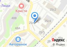 Компания «Dr.Kuzov» на карте