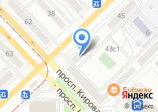 Компания «Vinodelovo» на карте