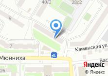 Компания «Воронино» на карте