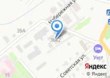 Компания «Сандуны Алтай» на карте