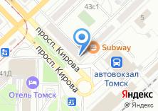 Компания «АааТриУм» на карте