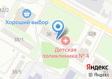 Компания «Взлёт-Сибирь» на карте