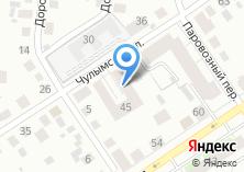 Компания «Частная компьютерная помощь» на карте