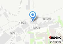 Компания «Элтехпром» на карте