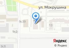 Компания «Томская оконная компания» на карте