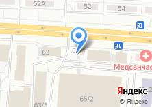 Компания «Томпромтехника» на карте