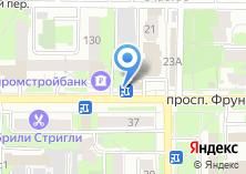 Компания «Студия Цвета» на карте