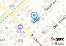 Компания «Центр авторазбора на Дорожном переулке» на карте