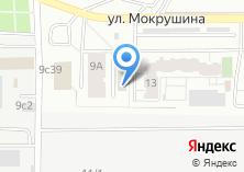 Компания «Потенциал Центральной Сибири» на карте