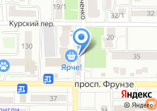 Компания «Оптиум» на карте