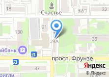 Компания «Красная звезда» на карте
