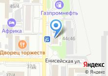 Компания «Стройтэк» на карте