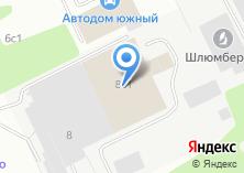 Компания «Томплит» на карте
