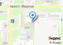 Компания «ЭНЕРГО-Газэлектроника» на карте