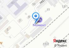 Компания «Томские кварталы» на карте
