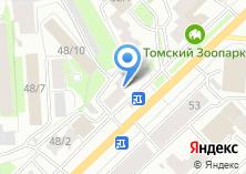 Компания «Агата» на карте