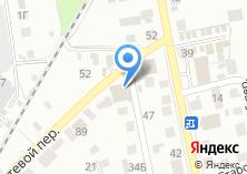 Компания «Азалия сеть цветочных салонов» на карте