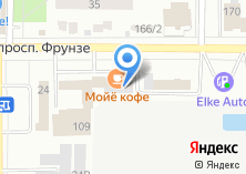 Компания «Автоюрист-ПРОФИ» на карте