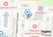 Компания «КонсультантЪ» на карте
