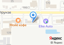 Компания «Водасервис» на карте