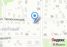 Компания «АвтоБуксир» на карте