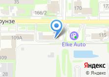Компания «Кадры решают всё в Томской области» на карте