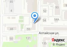 Компания «Строящийся жилой дом по ул. Олега Кошевого» на карте