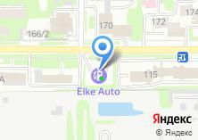 Компания «Комфорт» на карте