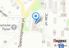 Компания «Сибирский проектно-технический центр» на карте