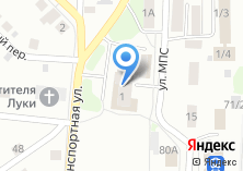 Компания «ТомТерм-Сибирь» на карте