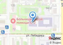 Компания «Орион-Сибирь» на карте