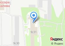 Компания «ВЕДАС» на карте