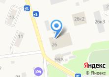 Компания «ДЕЛОВОЙ ЦЕНТР» на карте