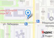 Компания «Центр технологического оборудования» на карте
