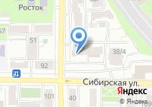 Компания «NINJA» на карте