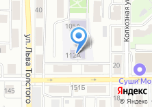 Компания «Детский сад №110» на карте