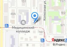 Компания «Ависто» на карте